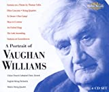 Portrait of Vaughan Williams