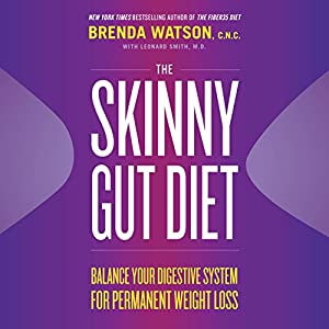 The Skinny Gut Diet Audiobook