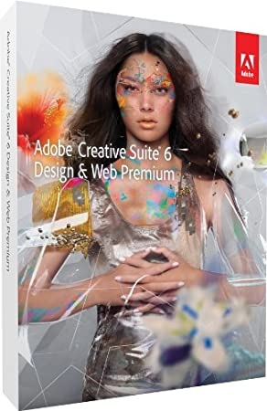 Adobe Creative Suite 6 Design & Web Premium Upgrade von CS5 MAC