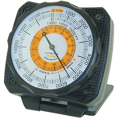 Sun Company AltiLINQ Dashboard Mount Altimeter/Barometer (Sun Company Compass compare prices)