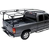 Best Choice Products SKY1698 Universal Contractor Pickup Truck Ladder Lumber Rack (Full Size Heavy Duty)
