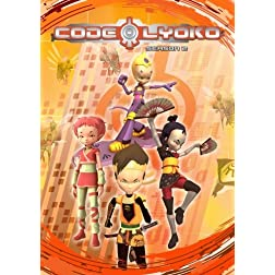 Code Lyoko Season 2 (6 Disc Set)