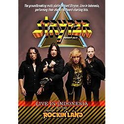 Stryper - Live At Java Rockin' Land