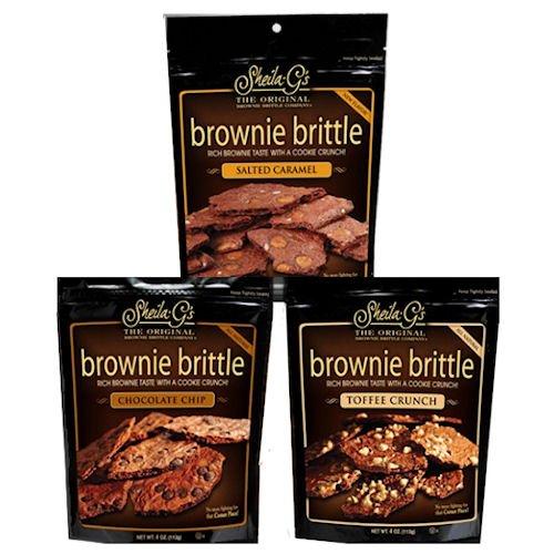 Sheila G's Original Brownie Brittle -…