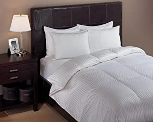 Amazon.com - Royal Hotel Collection, FULL, Silk 900-Thread ...