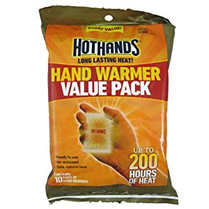 HotHands Hand Warmers (12 - 10 pair packs) by HotHands