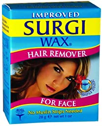 Surgi Care Wax For Face 1 oz. (Pack of 2)