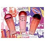 New So Chic Ladies Eau De Toilette 90ml Women Gift Set