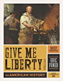Product 0393935523 - Product title Give Me Liberty!: An American History (Brief Third Edition)  (Vol. 1)