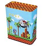 Sonic The Hedgehog Game Shot Tin Money Box
