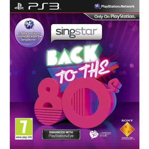Singstar Back To The '80s