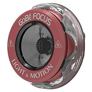 Light & Motion GoBe L.E.D. Focus Light Head by Light & Motion