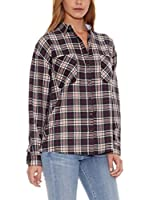 Pepe Jeans London Camisa Mujer Baby (Azul)