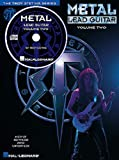 Metal Lead Guitar: Volume 2 (The Troy Stetina Series)