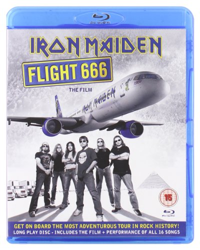 Flight 666: The Film [Blu-ray][Region Free]
