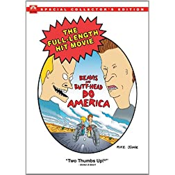 Beavis & Butt-Head Do America