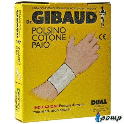 Dr. Gibaud polsino cotone paio tg.03