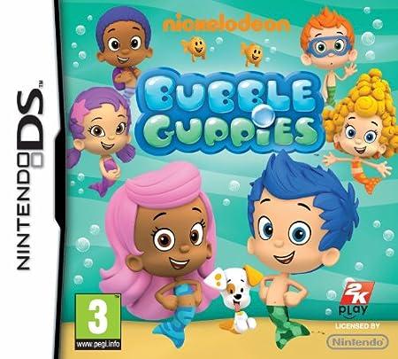 Bubble Guppies(Nintendo DS)