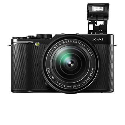 Fujifilm XA-1 (With XC 16-50MM F 3.5-5.6 OIS Zoom Lens)