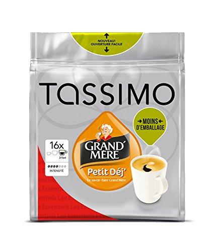 Tassimo Grand Mere Peti Dej (16 Servings)
