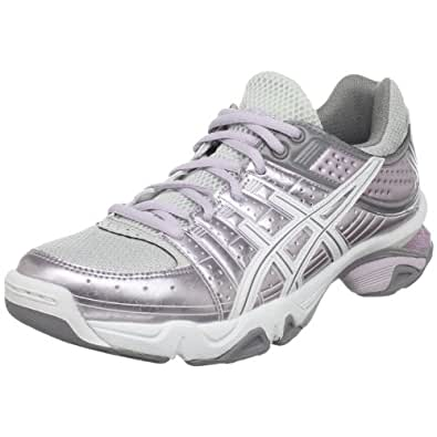 ASICS Women's GEL-Upshot Training Shoe,Violet Ice/White/Silver,10 M