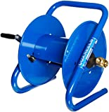 "Coxreels 112-3-150-CM Portable Reel Caddy, 3/8"" Hose ID, 150' Length"