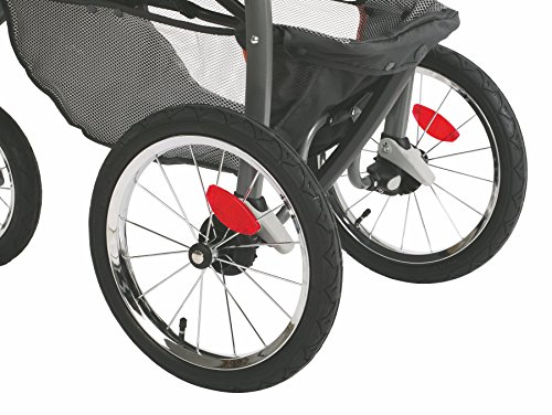 2015 Graco Fastaction Fold Jogger Click Connect Stroller, Gotham