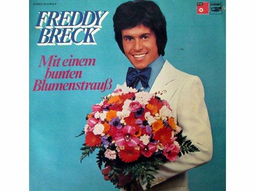 Freddy Breck - Mit einem bunten Blumenstrau_ - Zortam Music