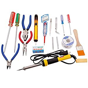 FZ-19 110V 40W Household Maintenance Soldering Iron Kit with Desoldering Pump