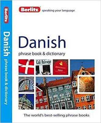Berlitz Danish Phrase Book and Dictionary