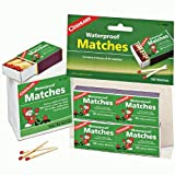 Coghlans Waterproof Matches 10-pack
