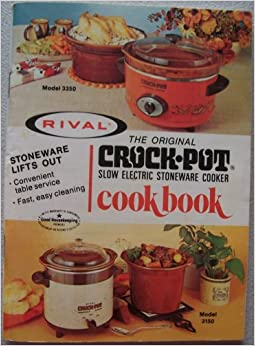 Sold Vintage Rival Crock Pot cookbook manual 3154 | Rival ... |Vintage Recipe Book Crock Pot