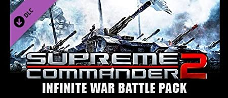 Supreme Commander 2 Infinite War Battle Pack DLC [Download]