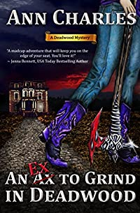 An Ex To Grind In Deadwood by Ann Charles ebook deal