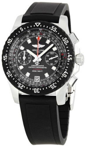 Breitling Men's A2736423/B823 Skyracer Raven Chronograph Watch
