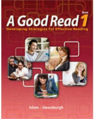 A Good Read 1: Developing Strategies for Effective Reading