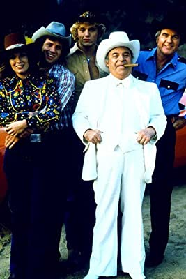 Tom Wopat, John Schneider, Catherine Bach, James Best and Sorrell Booke in The Dukes of Hazzard 24x36 Poster