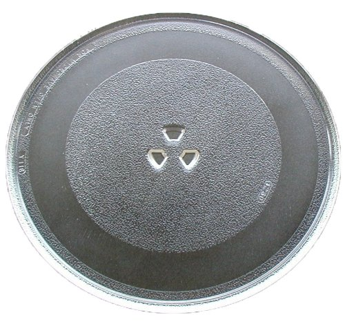 GE Microwave Glass Turntable Plate / Tray 12 3/4