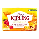 Mr Kipling Trifle Bakewells 6 Pack 150g