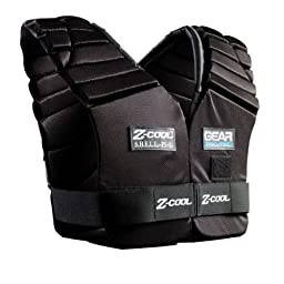 Gear Pro-Tec Z-Cool Walk-Thru/Injury Vest, Medium