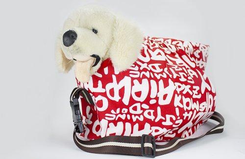 Bauch- & Gürteltaschen Schultertasche Umhängetasche Messenger Bag Langhaar Collie Liebling Haustier Dog