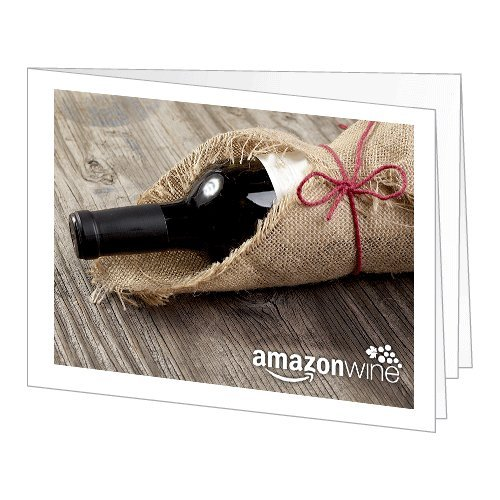 Amazon Gift Card - Print - Amazon Wine (Bottle) front-879304