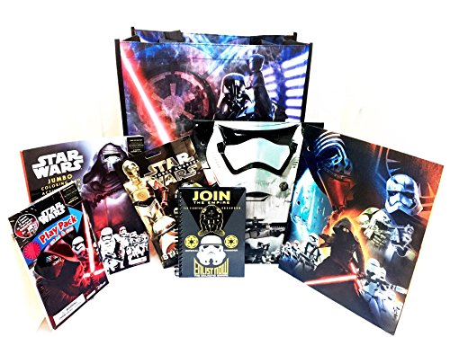 Star Wars: Episode VII The Force Awakens - Activity Play Pack - Rule the Galaxy (Empire Dark)