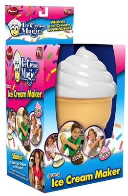 Idea Village Products ICEMAG Ice Cream Magic by Idea Village Products