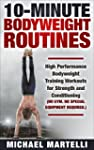 10 Minute Bodyweight Routines: High P...