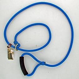 Timberwolf Quik Hitch Style Dog Leash ~Blue~ 5/16 x 66\