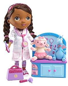 Just Play Doc McStuffins Magic Talkin' Doc and Friends