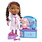 51nsBq5ED L. SL500 SS160  Just Play Doc McStuffins Magic Talkin Doc & Friends Doll   $24.00!