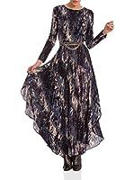 BDBA Vestido Largo (Morado)