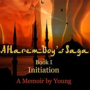 Initiation (A Harem Boy's Saga Book 1) Audiobook